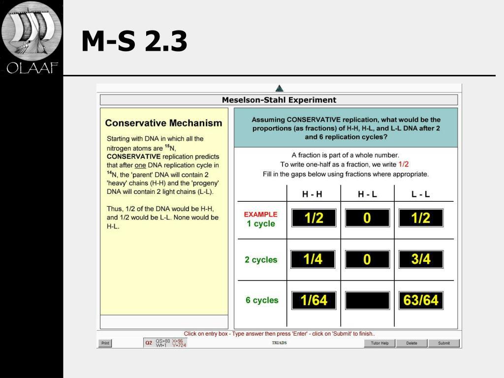 M-S 2.3