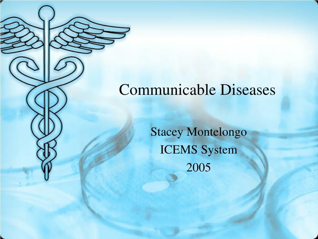 communicable diseases l.