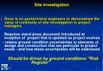site investigation4