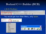 borland c builder bcb13