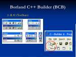 borland c builder bcb14