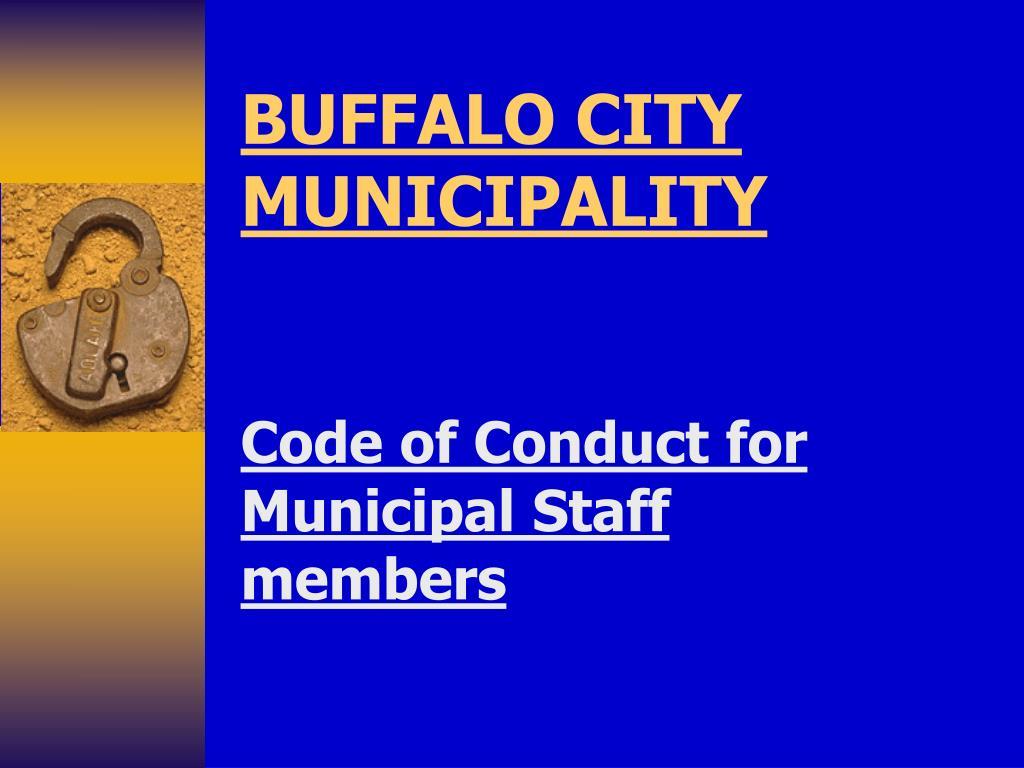 buffalo city municipality l.