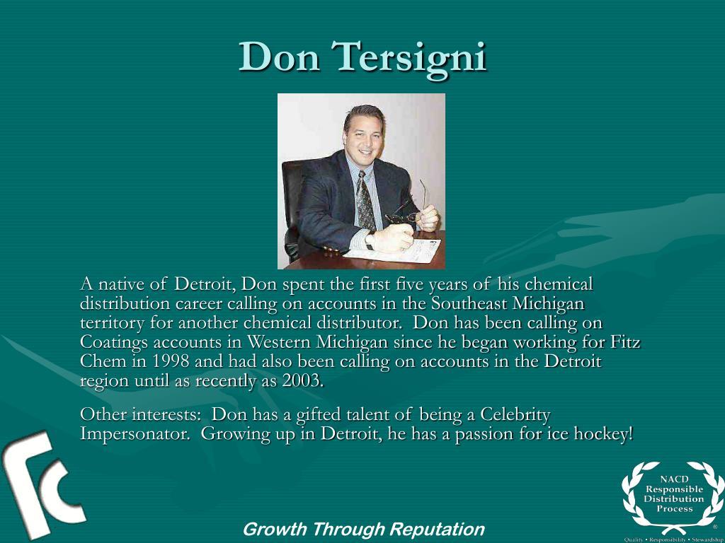 Don Tersigni