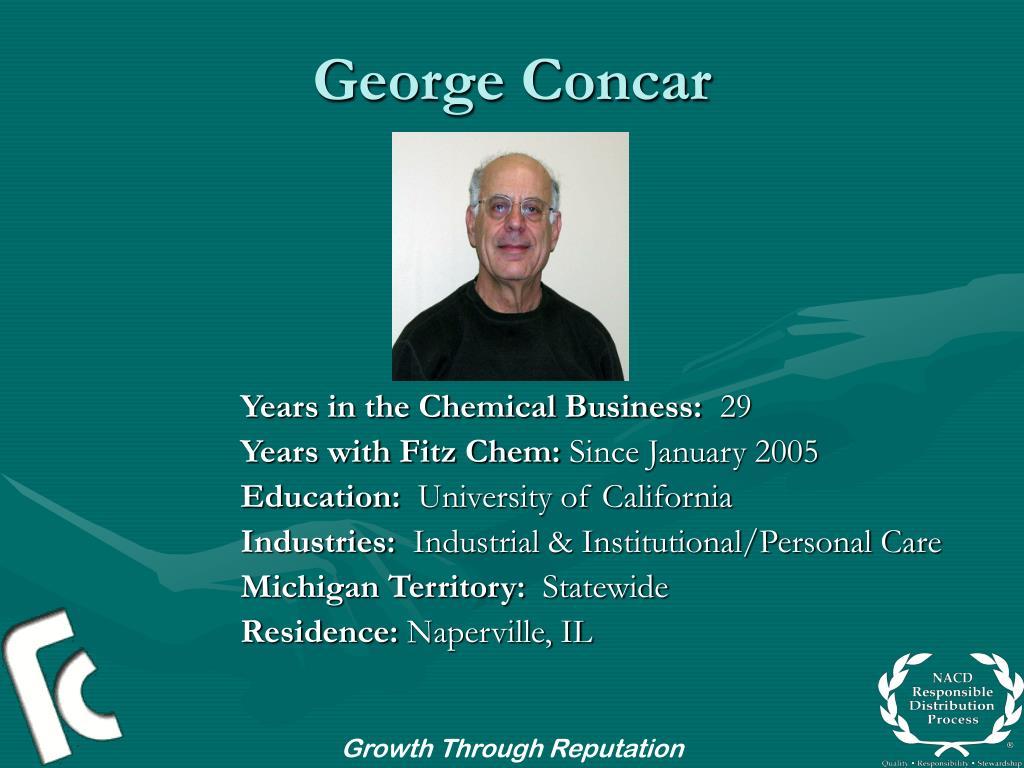 George Concar
