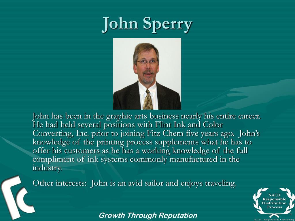 John Sperry