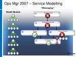 ops mgr 2007 service modelling