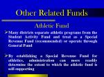 other related funds
