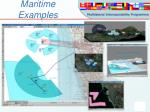 maritime examples