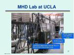 mhd lab at ucla