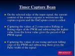 timer capture bean32