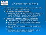 2 corporate services cont22
