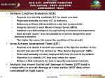 ace a3t airframe condition evaluation army aviation assessment team