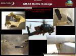 ah 64 battle damage
