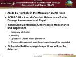 general information on battlefield damage assessment and repair bdar