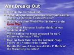 war breaks out17