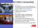 iec 61850 9 1 interoperability