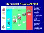 horizontal view b ar cr5