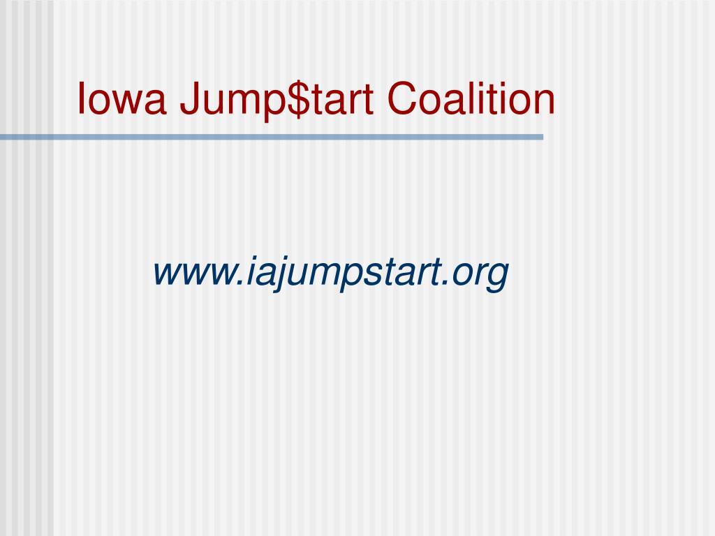 Iowa Jump$tart Coalition
