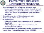 protective measures assessment protocol