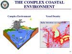 the complex coastal environment