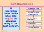 bank reconciliation61