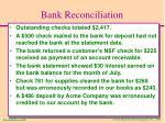 bank reconciliation63