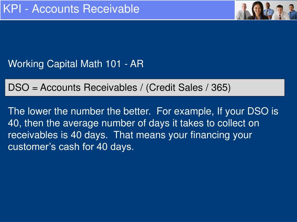 KPI - Accounts Receivable