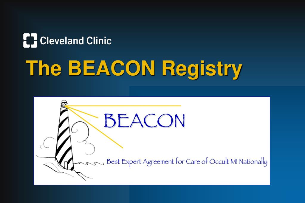 the beacon registry l.