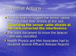 corrective actions27