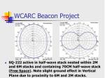 wcarc beacon project15