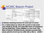 wcarc beacon project24
