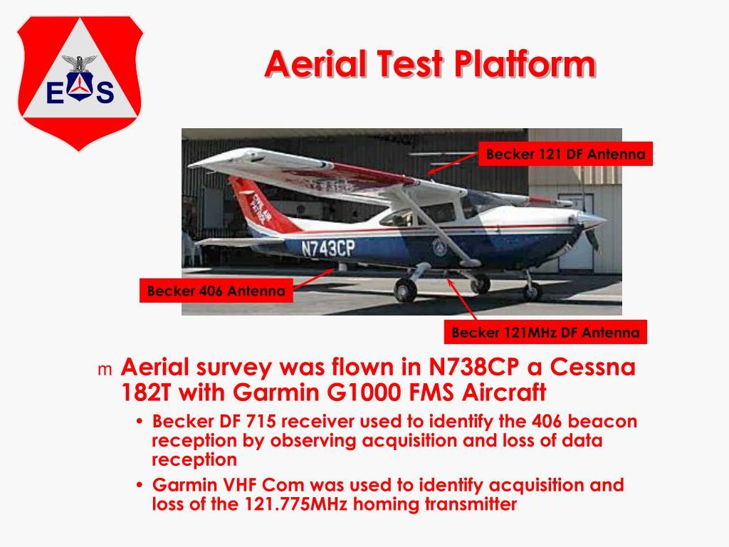 Aerial Test Platform