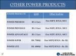 other power products37