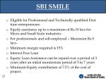 sbi smile