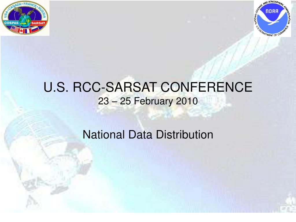 u s rcc sarsat conference 23 25 february 2010 l.