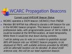 wcarc propagation beacons12