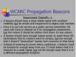 wcarc propagation beacons8
