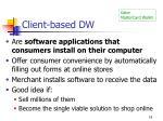 client based dw