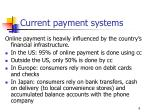 current payment systems