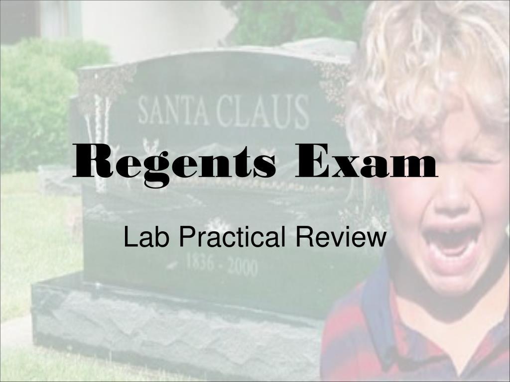 regents exam l.