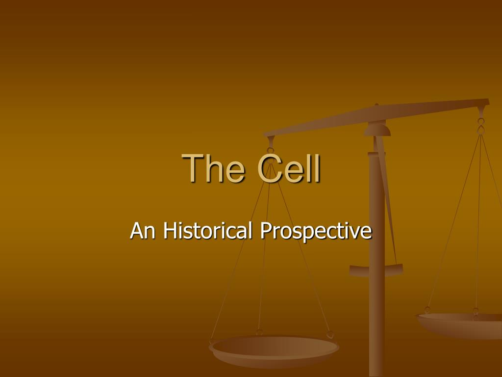 the cell l.