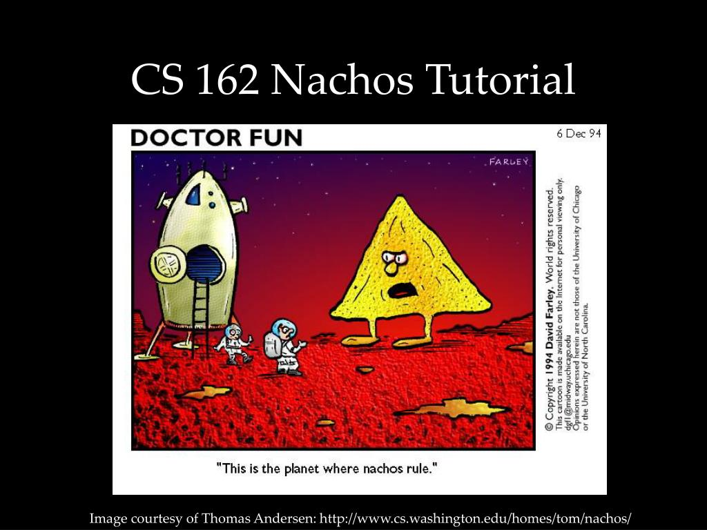 cs 162 nachos tutorial l.