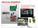 expand your beagleboard