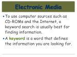 electronic media89
