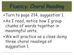 fluency choral reading47