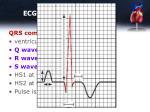 ecg the cardiac cycle8