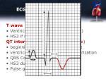 ecg the cardiac cycle9