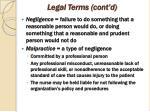 legal terms cont d51