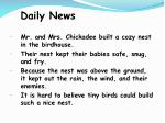 daily news82