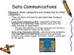 data communications9